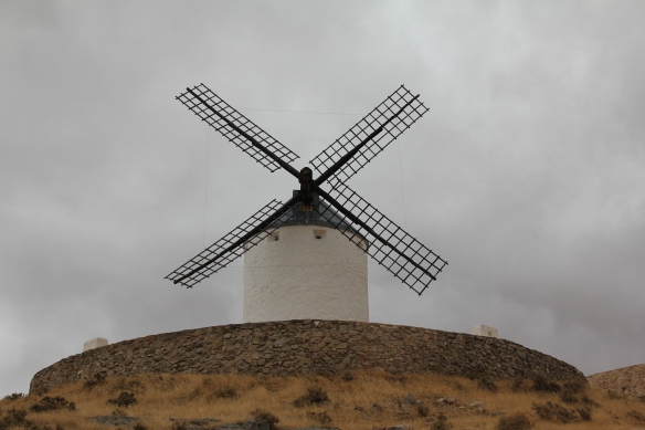 Don Quixote's windmill?